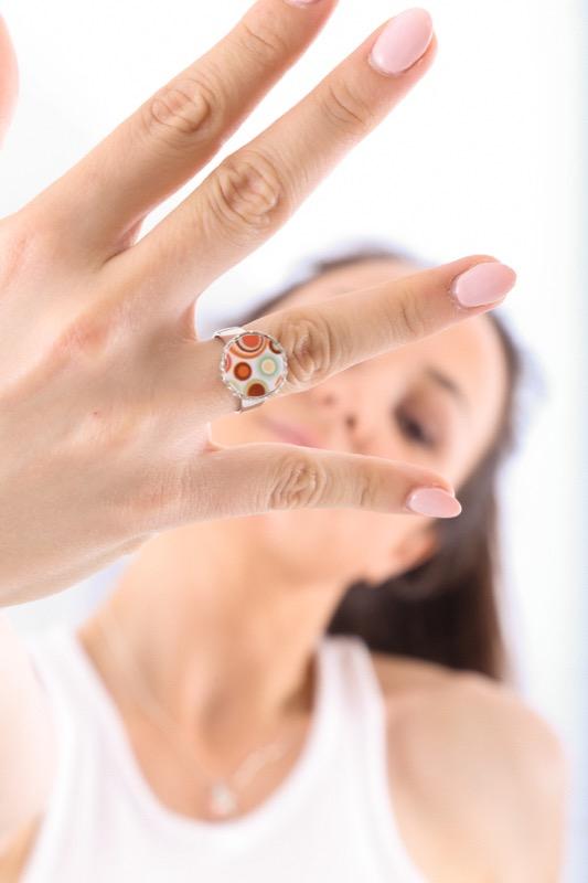 anillo_plata de ley_madera_hippie_colores_seyart_6