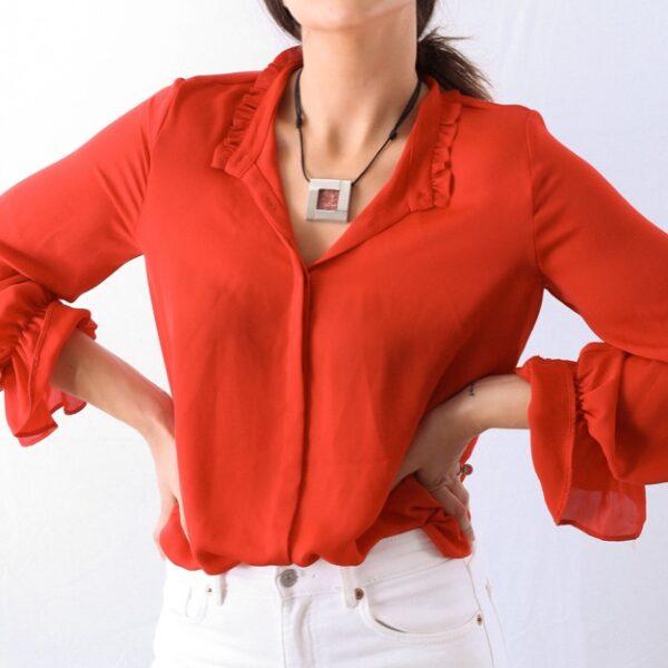 collar_acero_cristal_cuadrado_rojo_seyart_3