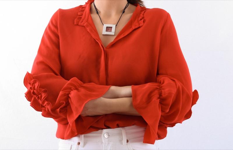 collar_acero_cristal_cuadrado_rojo_seyart_4