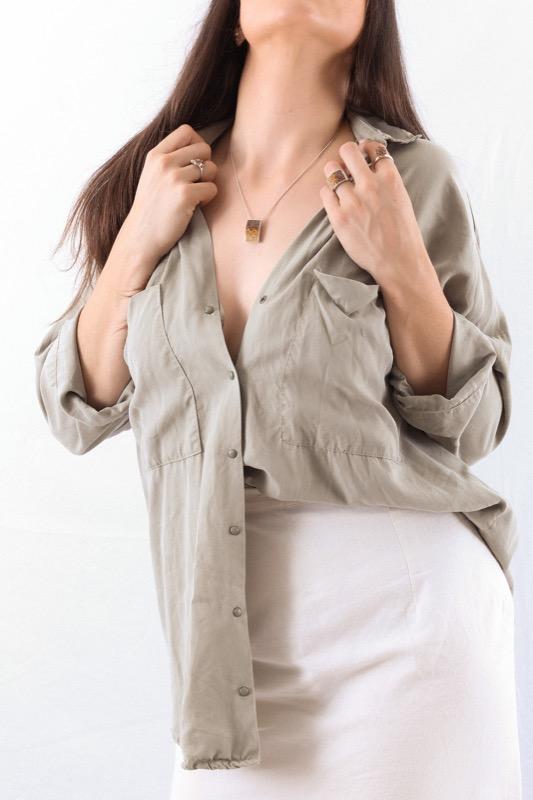 collar_rectangular_plata de ley_circonitas_marron_caramelo_cadena de plata_seyart_4
