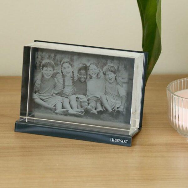 cristal_grabado_laser_rectangular_regalo_personalizado_foto_2D_3D_jubilacion_aniversario_seyart_1