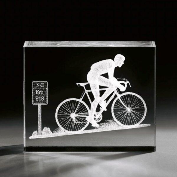 cristal_prisma_regalo_personalizado_grabado laser_deporte_ciclista_seyart_1