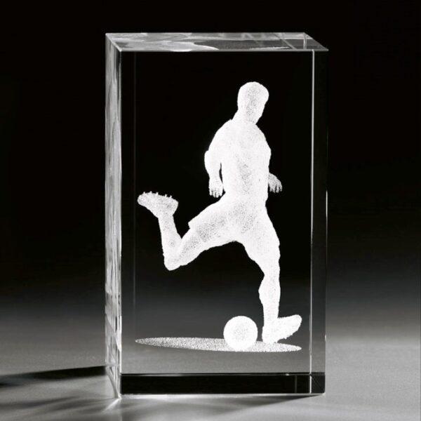 cristal_prisma_regalo_personalizado_grabado laser_deporte_futbolista_seyart
