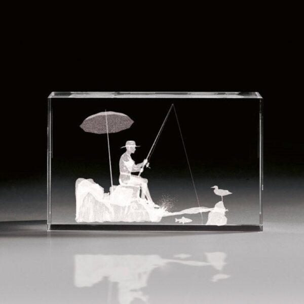 cristal_prisma_regalo_personalizado_grabado laser_deporte_pescador_seyart