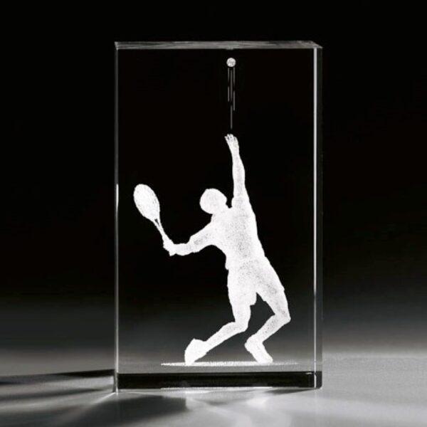 cristal_prisma_regalo_personalizado_grabado laser_deporte_tenista_seyart_1