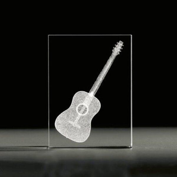 cristal_prisma_regalo_personalizado_grabado laser_musica_guitarra española_seyart