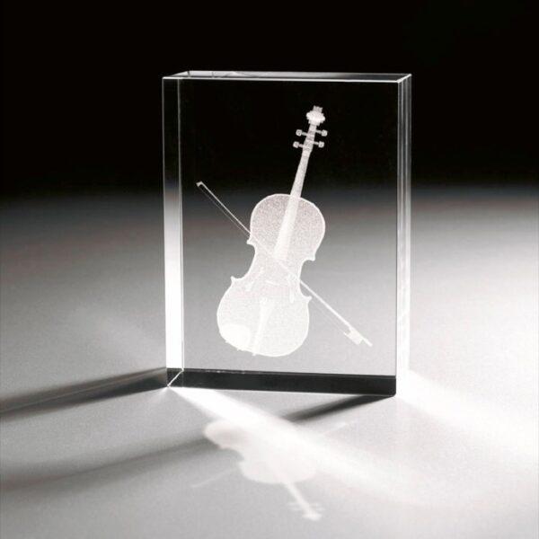 cristal_prisma_regalo_personalizado_grabado laser_musica_violin_seyart