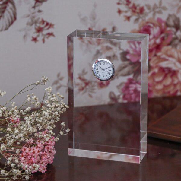 cristal_reloj_grabado_laser_regalo_personalizado_foto_2D_3D_seyart_1