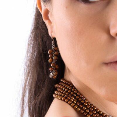 pendientes_plata de ley_circonitas_perla natural_chocolate_seyart_6