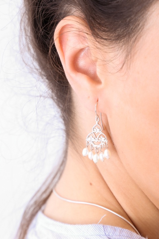 pendientes_plata de ley_perlas naturales_arabicos_seyart_4