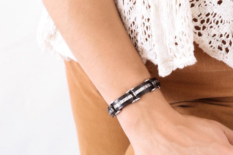 pulsera_madera_articulada_plata de ley_circonitas_seyart_4